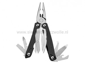 Leatherman Wingman Black & Silver Limited Edition