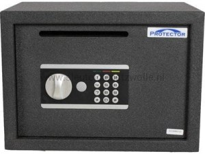 Domestic Deposit 2535 Safe
