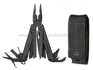 Leatherman Wave + Black Molle Sheath LE 6025-BKMS