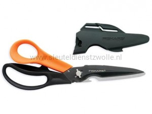 Fiskars Cuts and More schaar Titanium