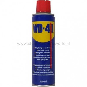 WD40 multi-spray 250 ml